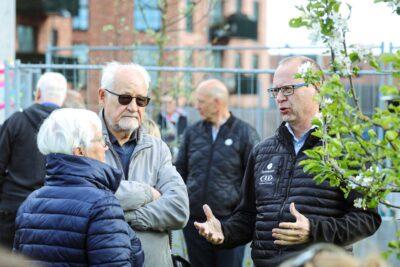 2019-05-13 indvielse af græsplæne i Grønttorvsparken