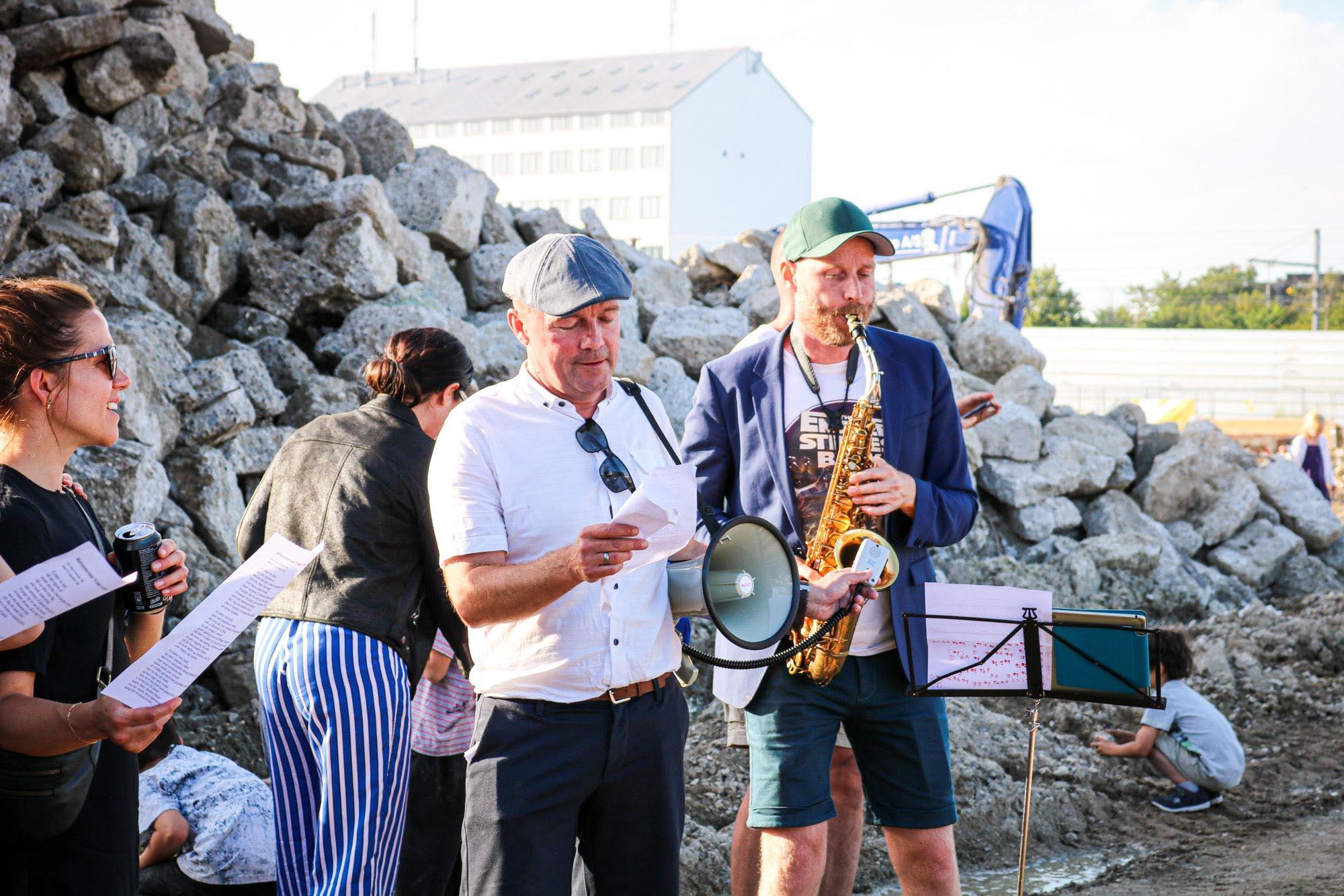 2019-06-23 Sankt Hans på Grønttorvet