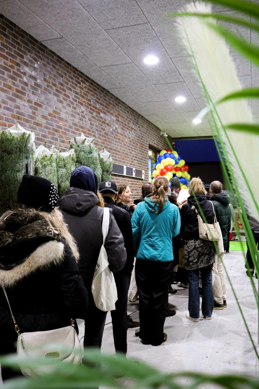 2019-11-28 åbning af Lidl på Torveporten