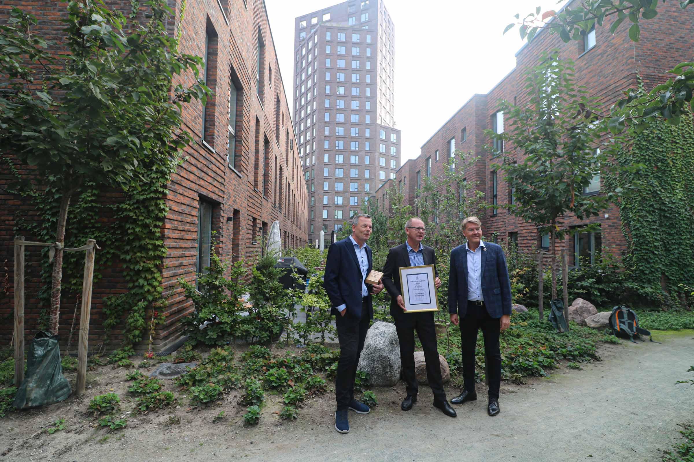 Stig Nørnberg og Hans-Bo Hyldig FB Gruppen Claus Bering Dansk Byggeri Developerprisen 2020_2